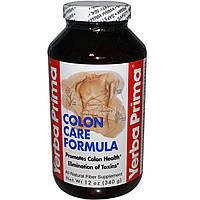 Yerba Prima, Формула укрепления здоровья кишечника, 12 унций (340 г)