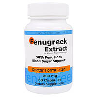 Advance Physician Formulas, Inc., Экстракт пажитника, 350 мг, 60 капсул