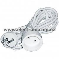 Штепсельный сетевой удлинитель переноска SB-1 3м /10A Electrum