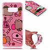 """Samsung G955F S8+ PLUS противоударный чехол оригинальный бампер панель накладка с принтом рисунком """"AG-13"""", фото 2"""