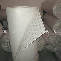 Прокладочный нетканый материал дублированный тканью (дуплекс)