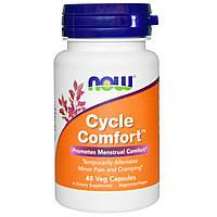 Now Foods, Cycle Comfort, 48 Veg Caps