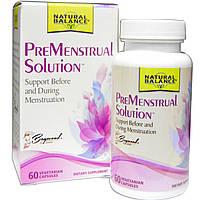 Natural Balance, Предменструальное решение, 60 вегетарианских капсул