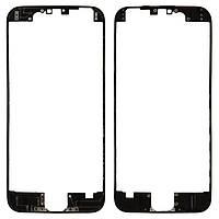 Рамка для дисплея iPhone 6 (Чорна)