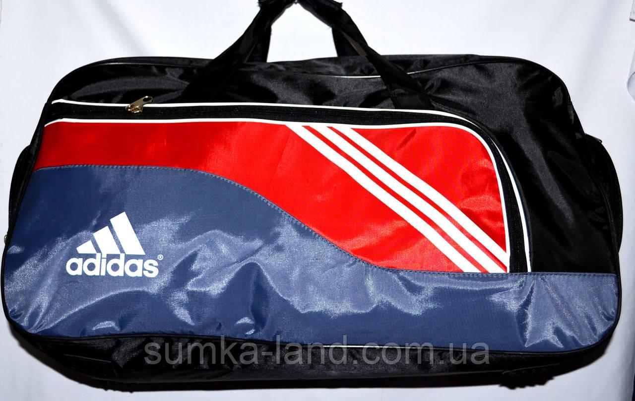 Спортивні дорожні сумки СЕРЕДНІ 57х29 (асортимент)