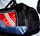 Спортивні дорожні сумки СЕРЕДНІ 57х29 (асортимент), фото 5