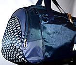 Спортивные дорожные сумки СРЕДНИЕ 61х31 (ассортимент), фото 2