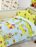 Комплект белья в кроватку Bahar teksil