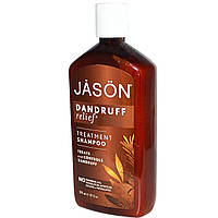 Jason Natural, Восстанавливающий шампунь от перхоти, 12 жидких унций (355 мл)