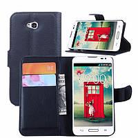 Чехол-бумажник для LG D325 Optimus L70 Dual sim