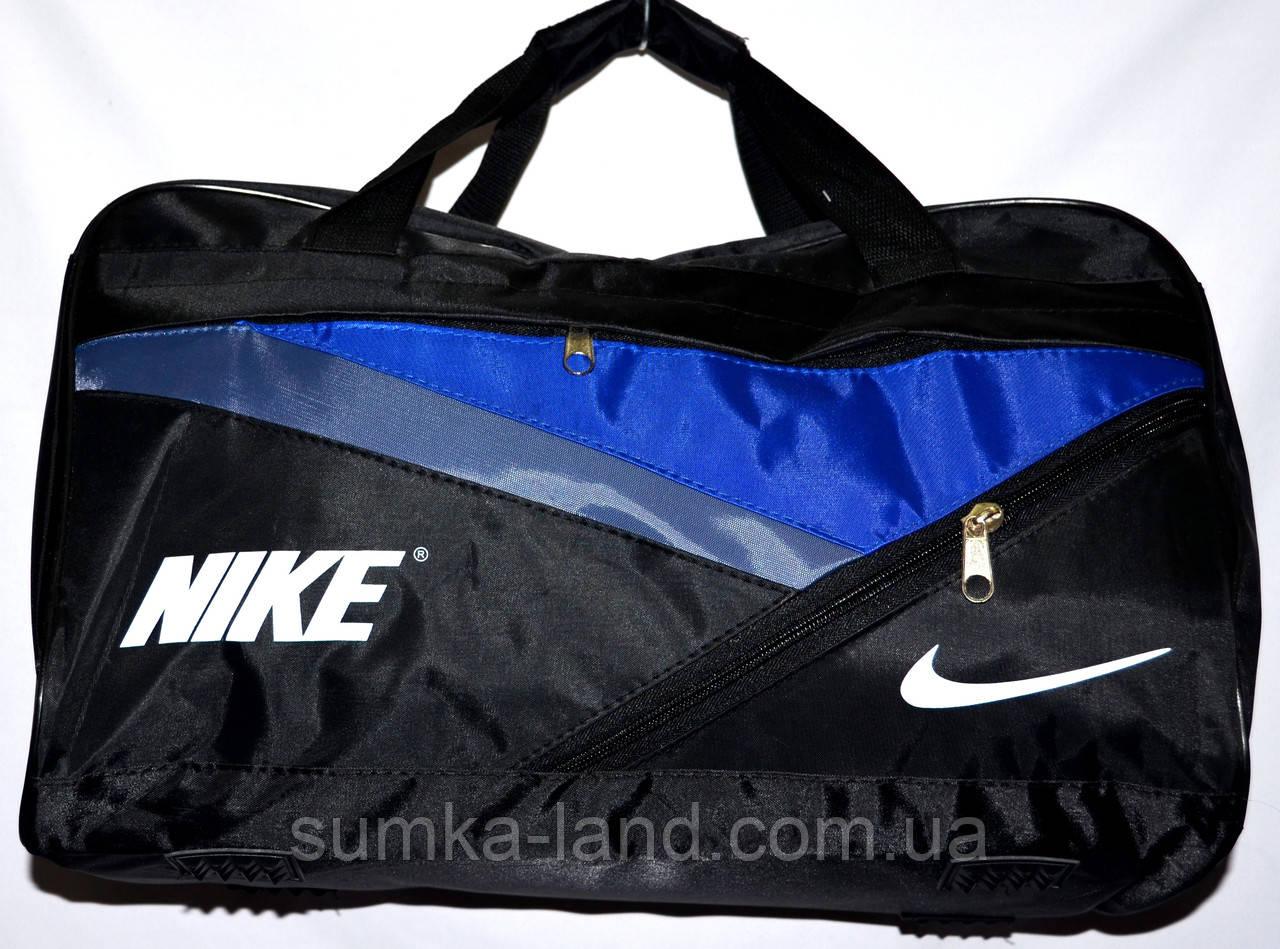Спортивные дорожные сумки СРЕДНИЕ 53х32 (ассортимент)