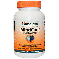 Himalaya Herbal Healthcare, Лечение мозга, 60 вегетарианских капсул
