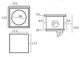 Соединительная коробка Kripsol CX.C, фото 2