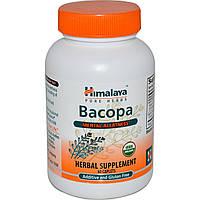 Himalaya Herbal Healthcare, Бакопа, 60 капсуловидных таблеток