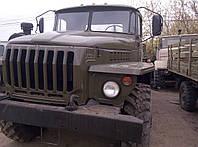 Автомобиль УРАЛ-4320 (ЯМЗ-236) дизельный, шасси