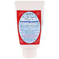 Tates, Зубная паста Натуральное чудо, 5 жидких унций