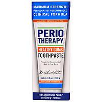 TheraBreath, PerioTherapy, уход за деснами, зубная паста, натуральный мятный вкус, 3,5 унции (100 г)