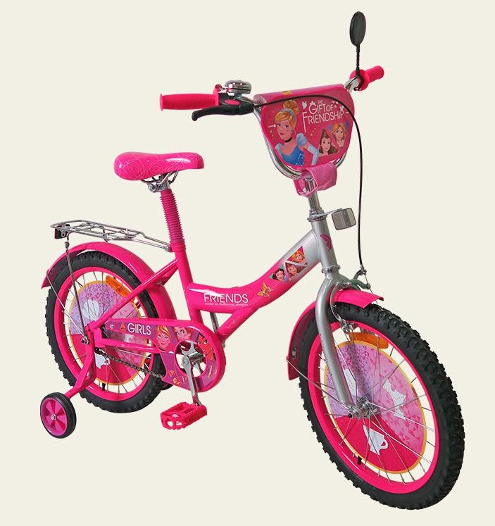 "Велосипед детский Girls Friends 18"" 171820."