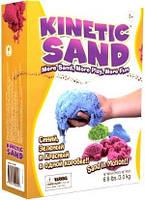 32-1041цветной Кинетический песок /расфасовка 3кг./ Швеция