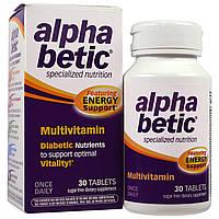 Abkit, Мультивитамины Альфа Бетик, 30 таблеток
