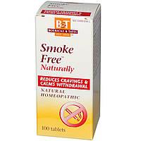 Boericke & Tafel, Природный отказ от курения, 100 таблеток