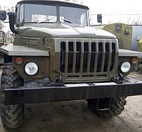Автомобиль УРАЛ-4320 (КамАЗ-740) дизельный, шасси