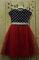 Нарядное платье Милашка   (рост 110, 122 см), фото 1
