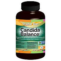 Crystal Star, Candida Balance, 60 Vegetarian Capsules