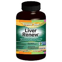 Crystal Star, Обновление печени, восстанавливающее средство для печени, 90 капсул в растительной оболочке