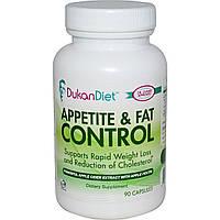 Dukan Diet, Контроль аппетита и лишнего веса, 90 капсул