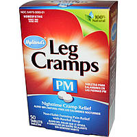 Hylands, Leg Cramps PM, 50 таблеток