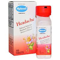 Hylands, От головной боли, 100 таблеток