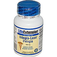 Life Extension, Integra-Lean с ирвингией, 150 мг, 60 капсул