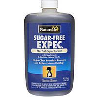 Naturade, Expec без сахара, со вкусом лакрицы, 260 мл