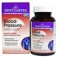 New Chapter, Кровяное давление, Будьте здоровы, 30 растительных капсул