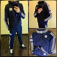 Мужской спортивный костюм / двунитка / Украина, фото 1
