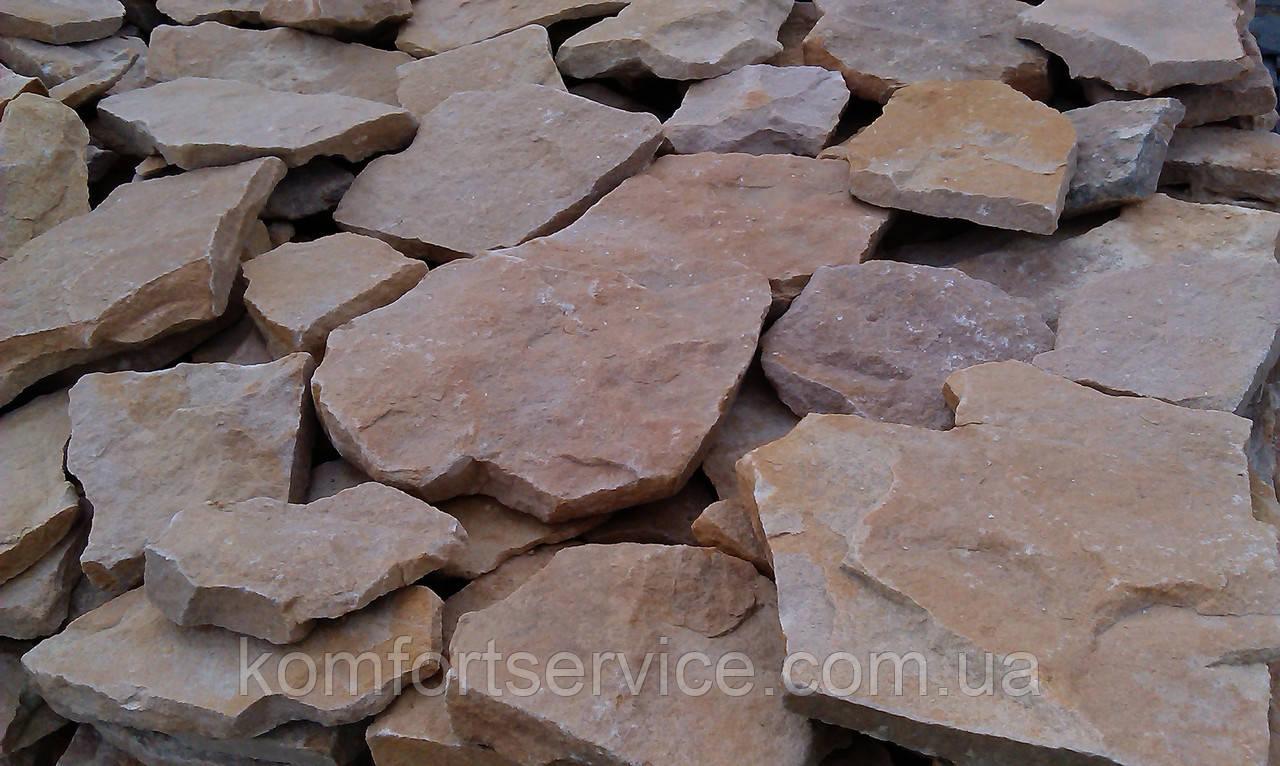 Камень пластушка - Натуральный камень