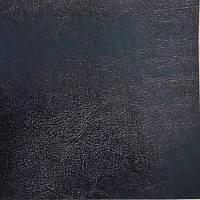 Мебельная ткань искусственная кожа (Польша) N-30 (сине-чёрный)