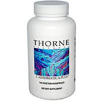 Thorne Research, T. Asthmatica Plus, 120 растительных капсул