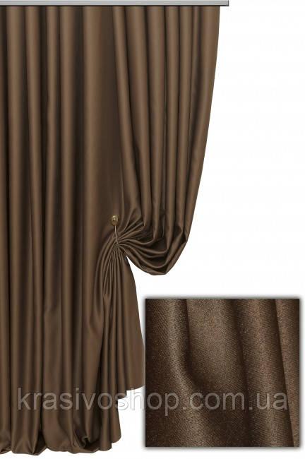 Ткань однотонный Блекаут люкс 121, Турция