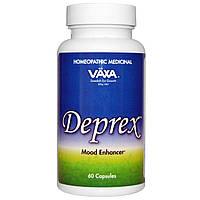 Vaxa International, Deprex, 60 капсул
