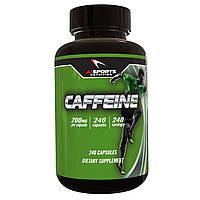 AI Sports Nutrition, Кофеин, 200 мг, 240 капсул