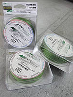 Плетеный шнур Braid Shiro Green 150 м №0,13 мм 9,6 кг