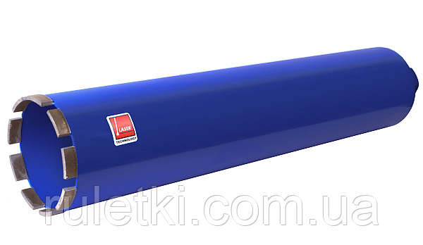 Алмазная коронка Distar САМС-W 250мм 450-20x1 1/4 UNC Железобетон