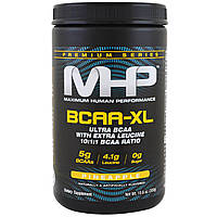Maximum Human Performance, LLC, Премиальная серия, BCAA-XL, ананас, 10,6 унций (300 г)