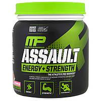 Muscle Pharm, Натиск: энергия + сила, принимать перед тренировкой, со вкусом арбуза, 12,17 унции (345 г)