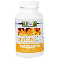 Natural Dynamix, Добавка Вечная Энергия и Выносливость Endure DX, 30 капсул