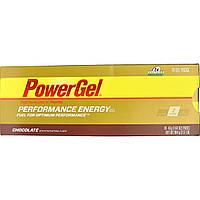 PowerBar, Энергетический гель со вкусом шоколада, 24 пакетика по 41г каждый