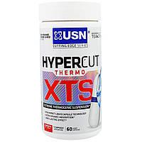 USN, Hypercut Thermo XTS, 60 жидких капсул