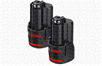Аккумуляторный блок Bosch GBA 10,8 V 1,5 AH, 2 ШТ.